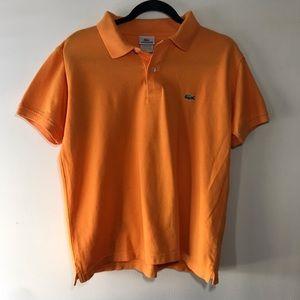 Lacoste polo men's top